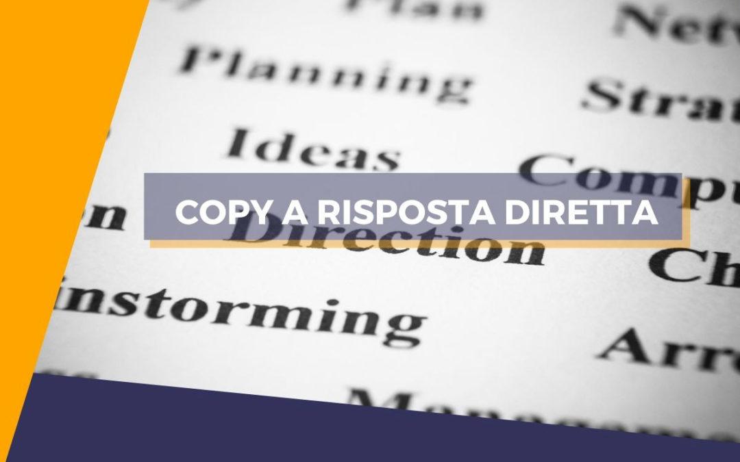 Copy a risposta diretta: persuadere, convincere, vendere con la scrittura